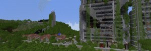 GTA San Andreas - Minecraft Hunger Games Map 02