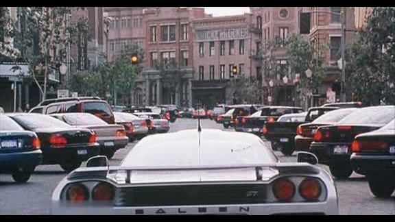 Image result for bruce almighty car