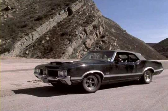 Imcdb Org 1970 Oldsmobile 442 In Quot Black Cat Run 1998 Quot