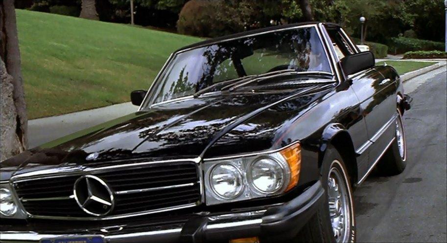 Imcdb Org 1980 Mercedes Benz 450 Sl R107 In Quot American Gigolo 1980 Quot