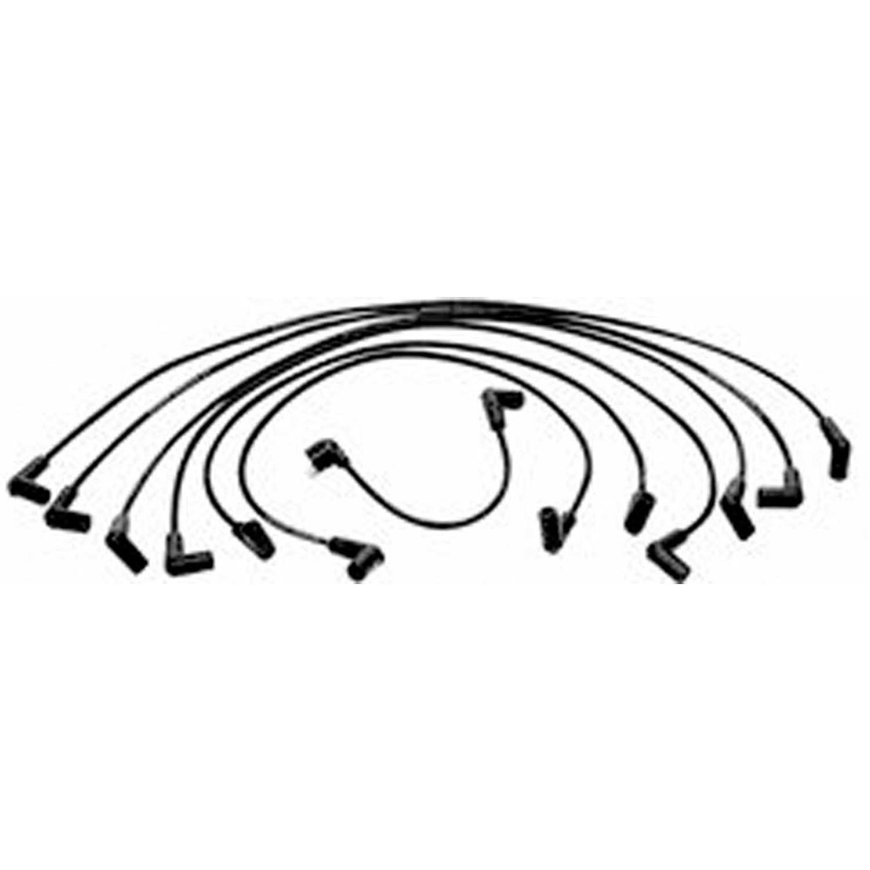 Mercruiser New Oem Ignition Spark Plug Wire Set Kit 4 3l