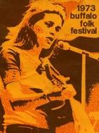 1973 Buffalo Folk Festival by Beryl Handler