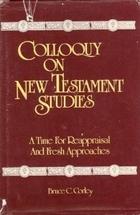 Colloquy on New Testament Studies, Mercer Univ Press (1983)