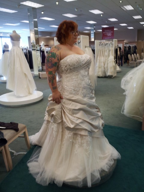 On Being A Fat Bride Catsbah