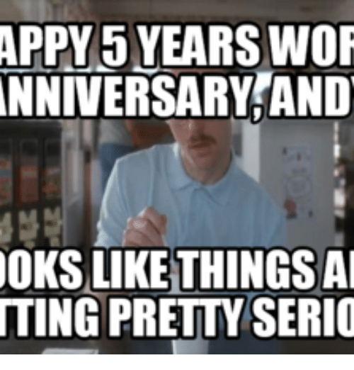25 Best Memes About Happy 10 Year Work Anniversary Happy 10