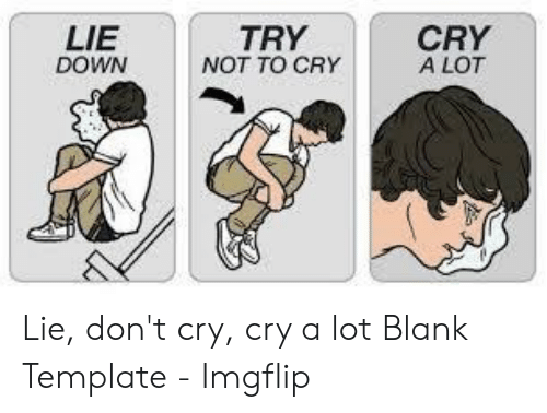 Lie Down And Try Not To Cry Biz Bitcoin Memes For Chad Fad