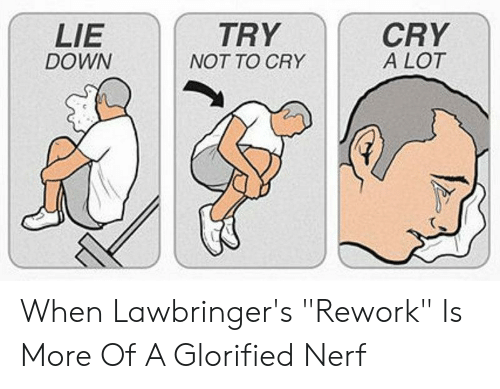 Lie Down Try Not To Cry Cry A Lot An Emotional Meme Collection