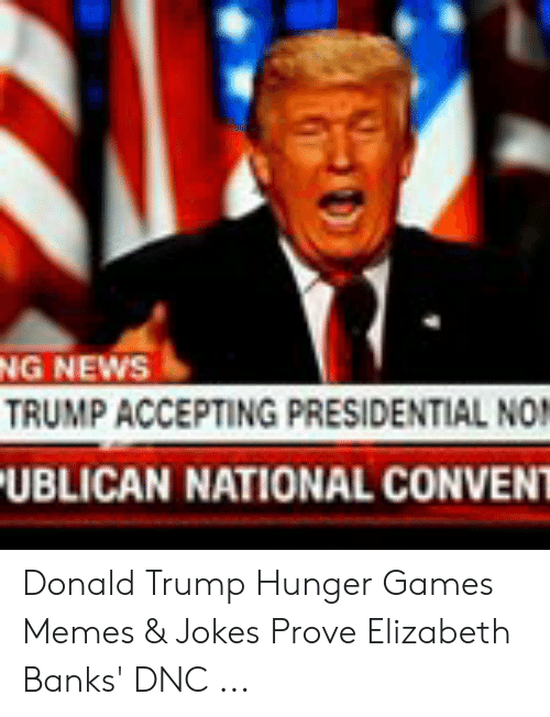 Who Would You The Test Looking Man In The Hunger Games President