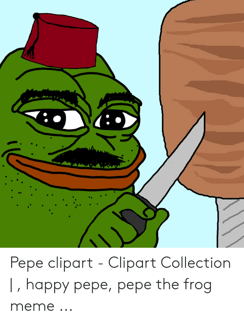 Pepe Clipart Clipart Collection Happy Pepe Pepe The Frog Meme