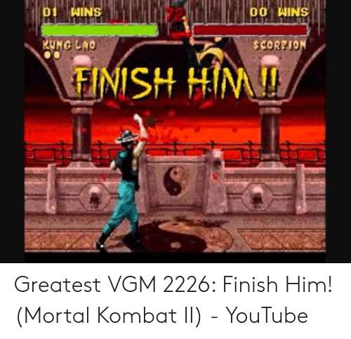 The Bridge Stage A Classic Of Fighting Games Mortal Kombat