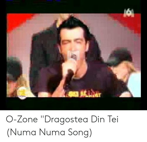 We Had Our Despacito Back Then It Was Dragostea Din Tei By O Zone