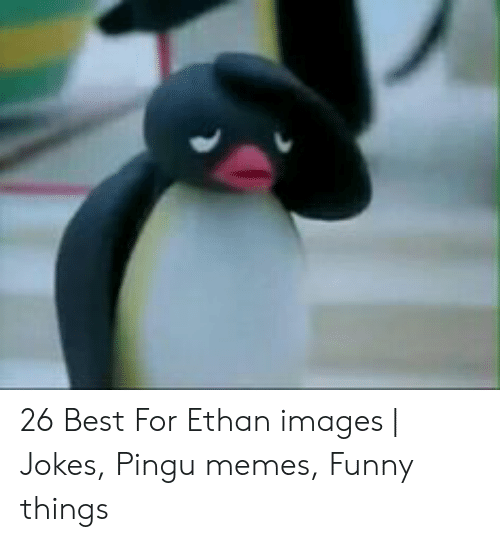 26 Best For Ethan Images Jokes Pingu Memes Funny Things Funny