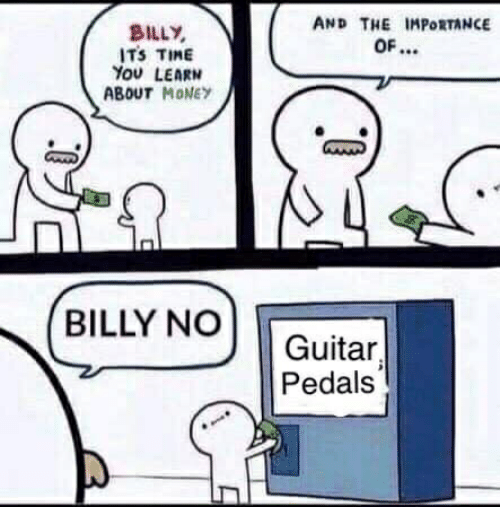 And The Importance Of Billy Its Time You Learn About Money Billy