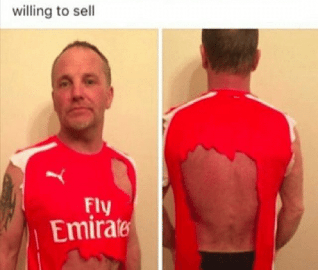 Arsenal Memes And Heart Arsenal New Shirt As You Can See It As