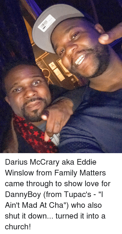 Family Matters Alum Darius Mccrary Ordered To Pay 29 In Child