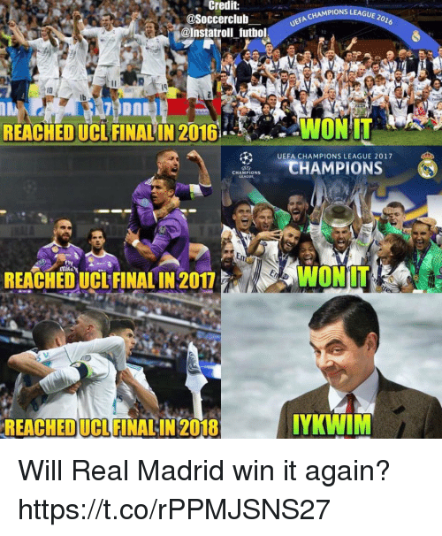 Champions League Draw The Best Of The Memes As Com