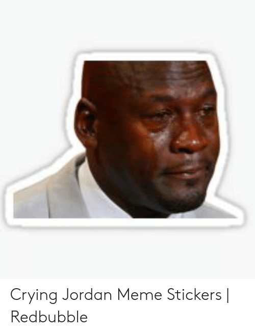 Sticker Cry Cute Crying Tears Meme Clipart Png Download Cute