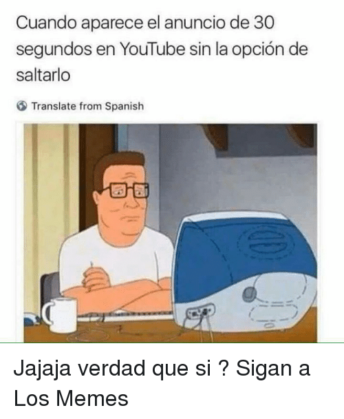 Translate Jajaja Spanish English