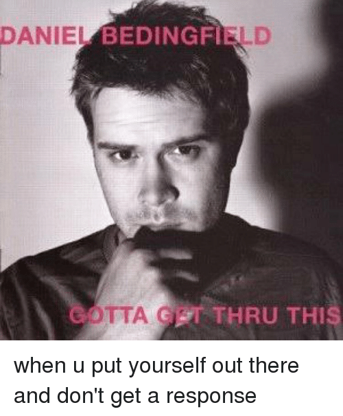 Gotta Get Theroux This Daniel Bedingfield Cloud City 7