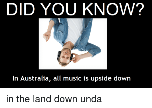 When You Go To Australia On Vacation But Haven T Learned To Walk