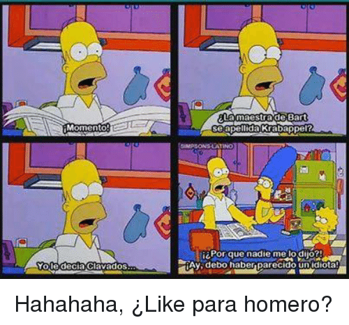 File Bart And Homer Hug Jpg Homero Y Bart Krusty Memes