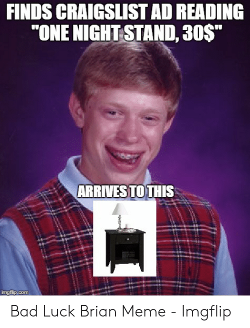 Tries To Stealthily Fart In Class Bad Luck Brian Know Your Meme