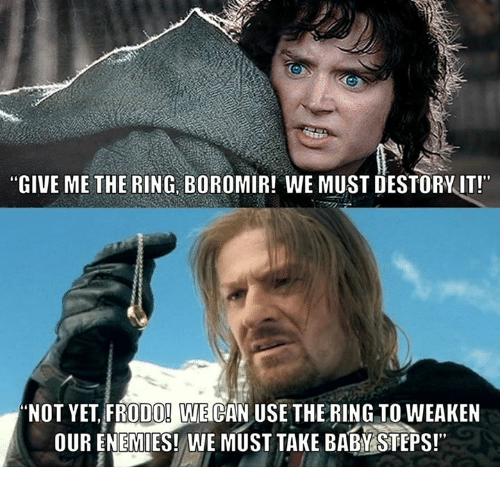 A Little Lord Of The Rings A Little Lord Of The Rings Ifunny