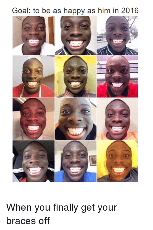 Goal To Be As Happy As Him In 2016 When You Finally Get Your