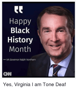 Image result for black history month Virginia