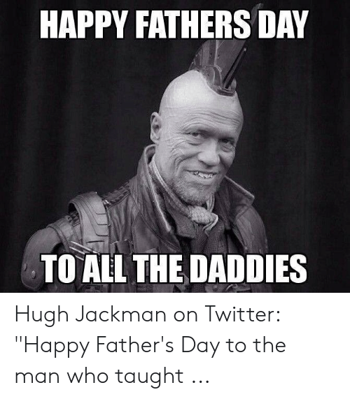 Happy Father S Day To All Of You Dad S Out There Listen To Me And