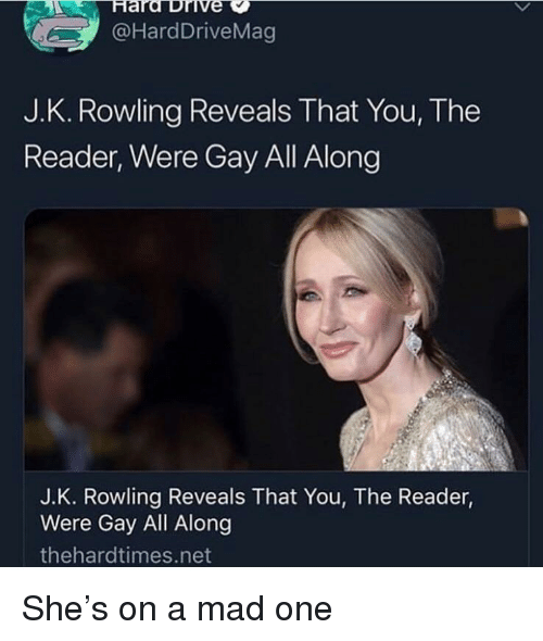 Dopl3r Com Memes J K Rowling Regrets Pairing Hermione With