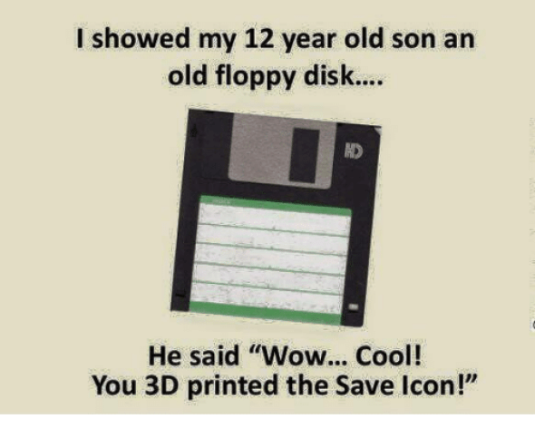 Image result for floppy disc meme