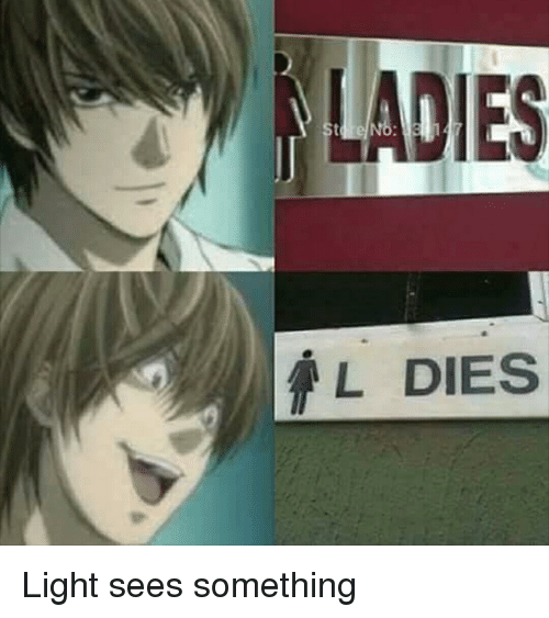 Death Note Spoilers By Nyanjojonyan Meme Center