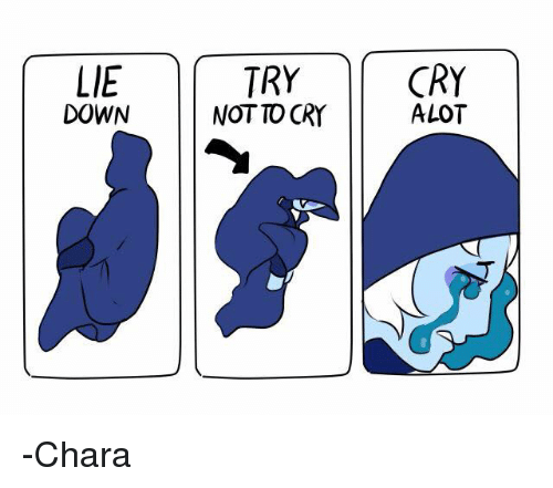 Learn How To Cry A Lot Lie Down Try Not To Cry Cry A Lot