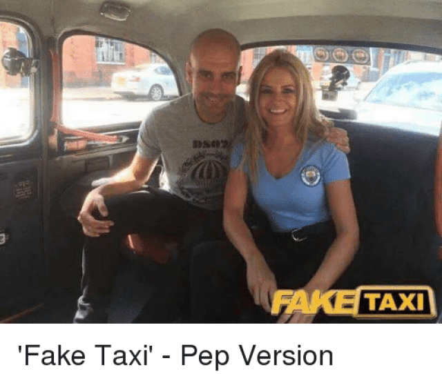 Fake Soccer And Taxi Llll Taxi Fake Taxi Pep Version