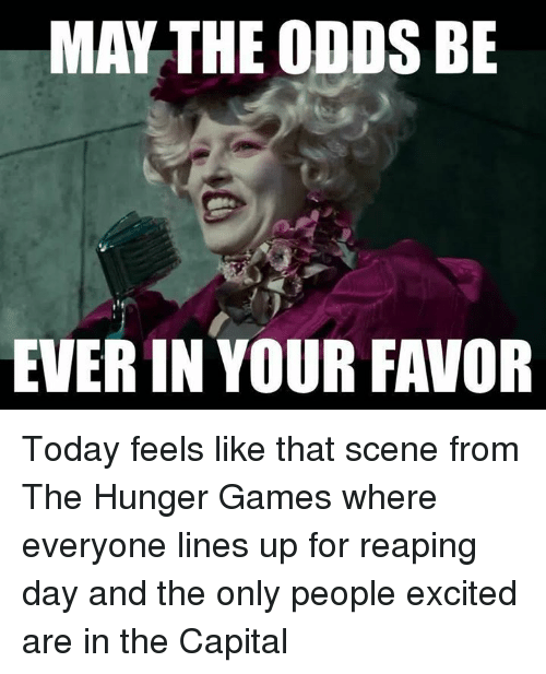 22 Ways To Celebrate The Hunger Games Movie