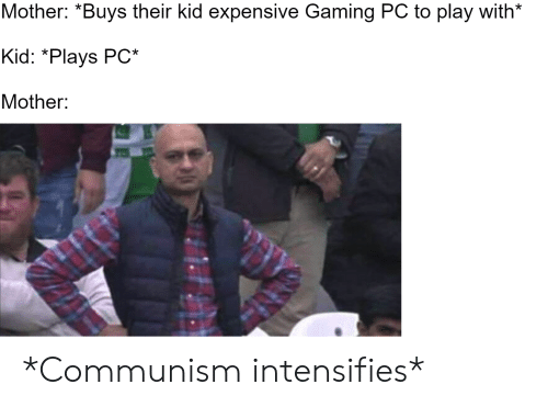 Mother Buys Their Kid Expensive Gaming Pc To Play With Kid
