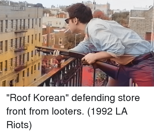 The Real Tragic Story Behind That Roof Korean Meme You May Have