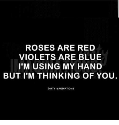 Red Dirty Blue Jokes Violets Are Are Roses