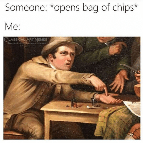 70 Hilarious Classical Art Memes That Make Art More Entertaining