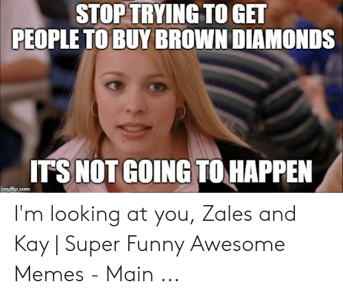 Stop Trying To Get People To Buy Brown Diamonds Its Not Going To