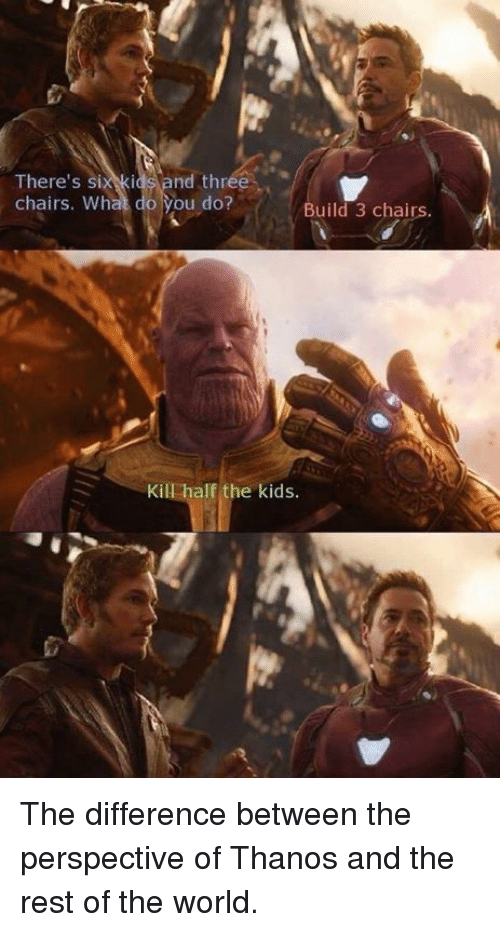 There Are No More Thanos Quotes That You Can Turn Into Memes You