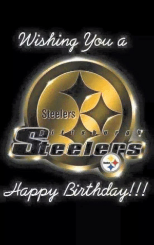New Steelers Happy Birthday Images Memes Steelers Happy Birthday Meme Memes Steelers Happy Birthday Memes Info Memes