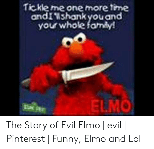 Funny Elmo Pictures With Captions Cool Attitude Captions