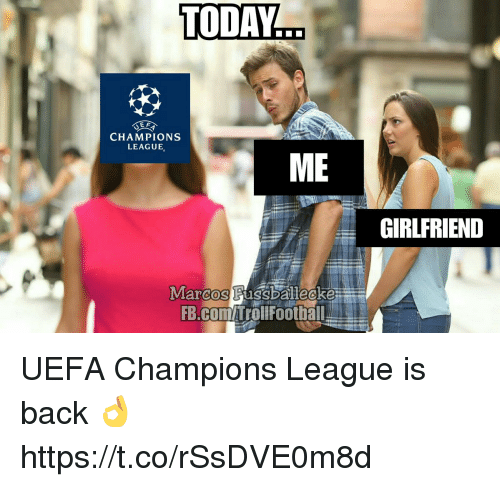 O Trollfootball The Champ1000nsss 10 The Champions League Is Back
