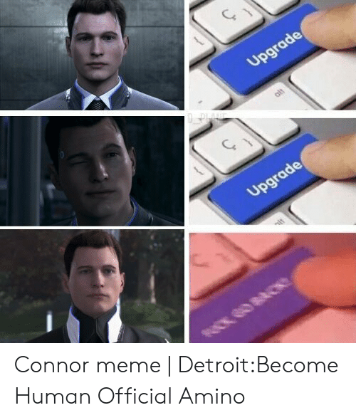 Connor Detroit Become Human Coub The Biggest Video Meme