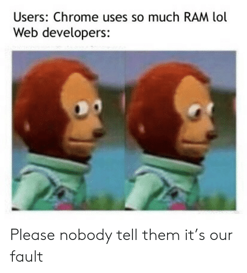 Google Chrome Vs Ram Memes See How Chrome And Ram Fight Each Other Cgfrog