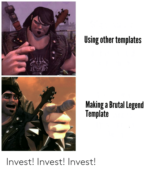 Got The New Brutal Legend Items What S A Good Misc For My