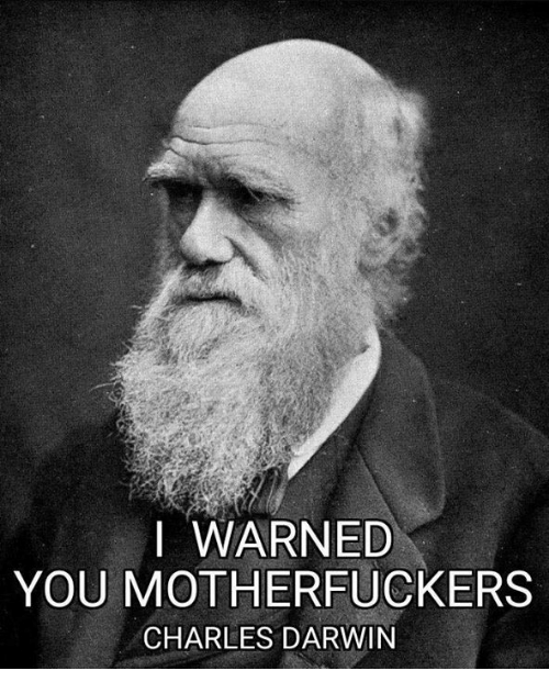 Charles Darwin Ate Every Animal He Discovered Fbcomfactsweird
