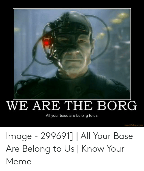 25 Best Memes About All Your Base Are Belong To Us Know Your